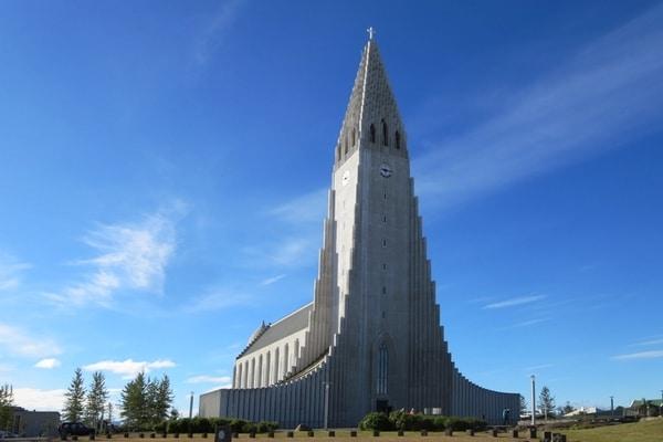 1. Hallgrimur, Reykjavik, Iceland
