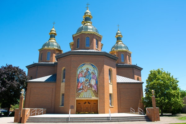 San José Ukrainian Catholic Church