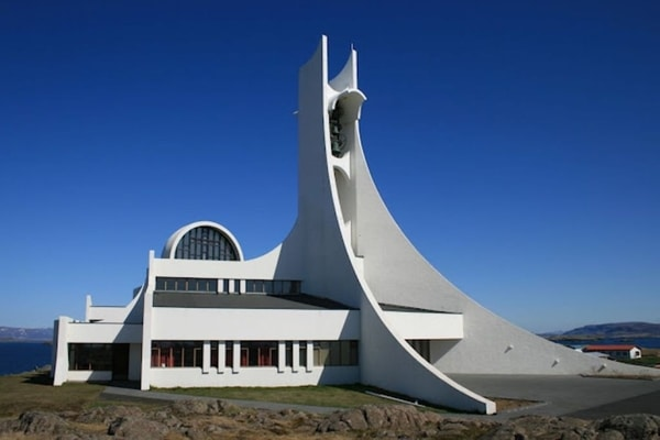 Stykkishólmskirkja Church, Iceland