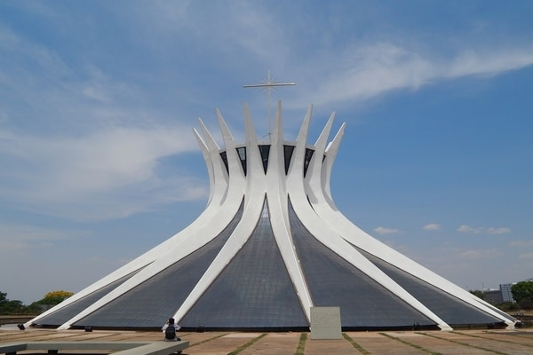House of prayer of Brasilia, Brazil