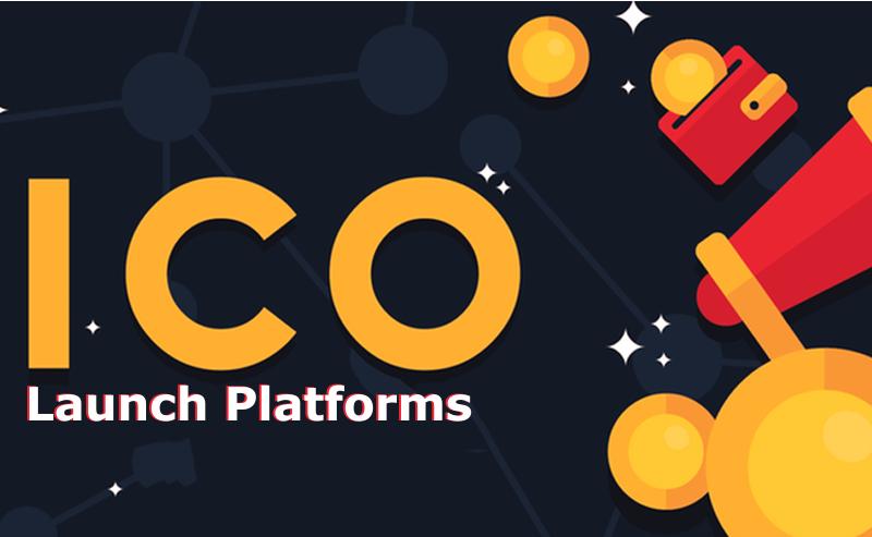 ICO's PR Campaign LAUNCH PLATFORMS