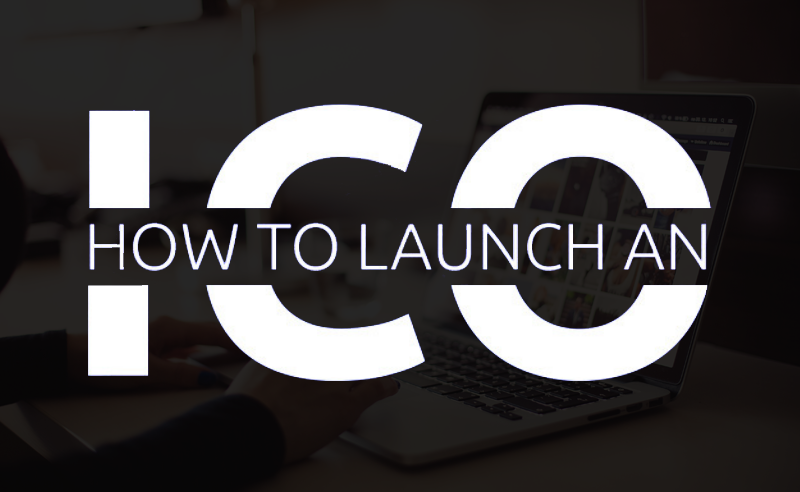 ICO's PR campaign; HOW TO LAUNCH AN ICO?