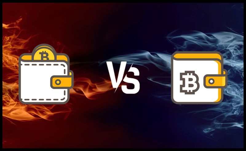 Bitcoin hot storage vs cold storage