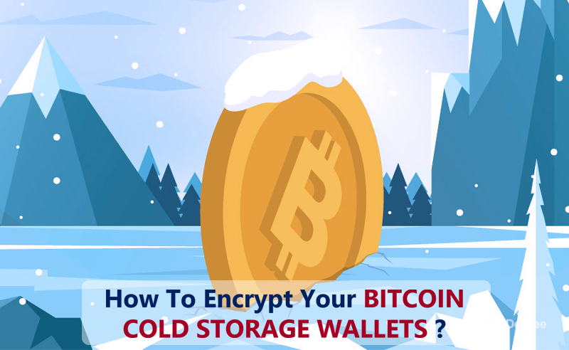 encrypt your bitcoin cold storage wallets