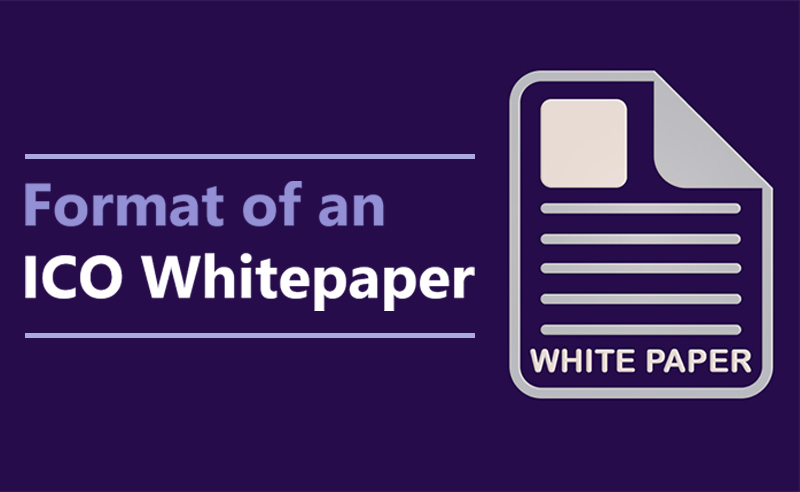 ICO whitepaper format