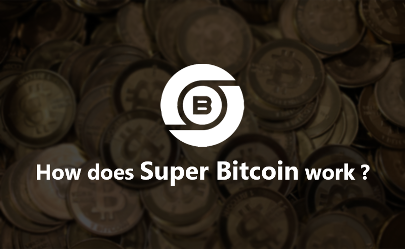 How does super bitcoin work