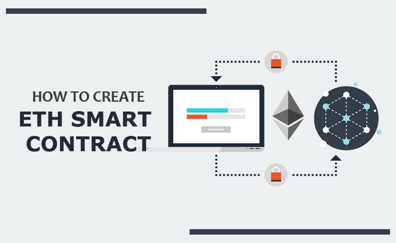 create eth smart contract