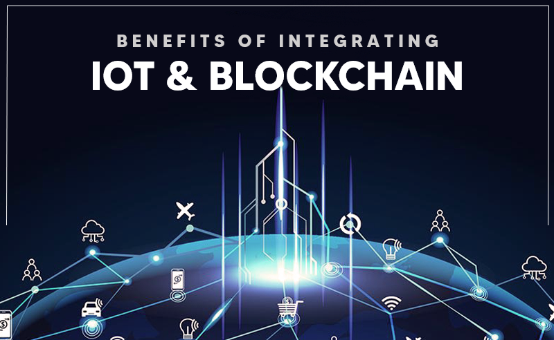Benefits of integrating iot and blockchain