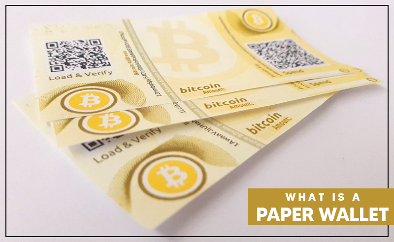 What is paper wallet