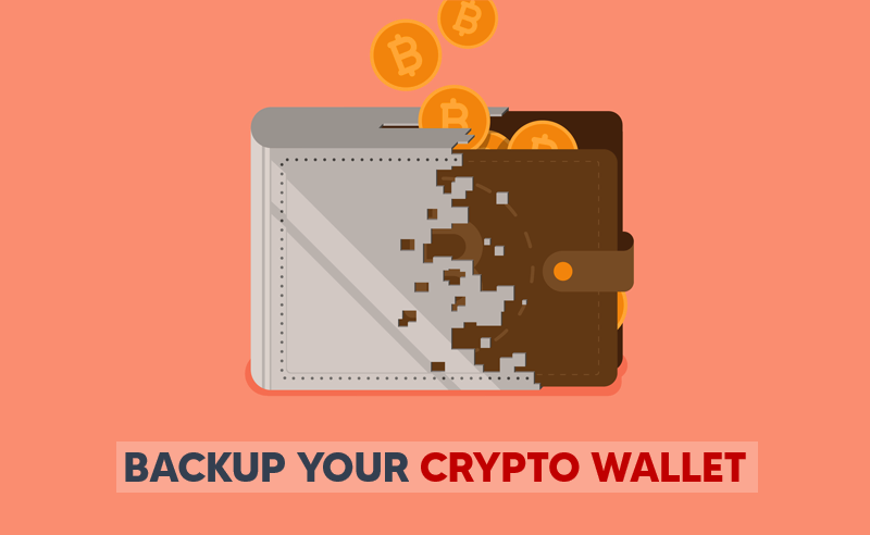 Take Backup Of Your Crypto Wallet