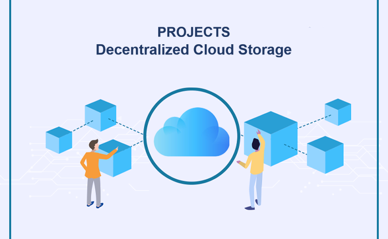 Decentralized cloud storage