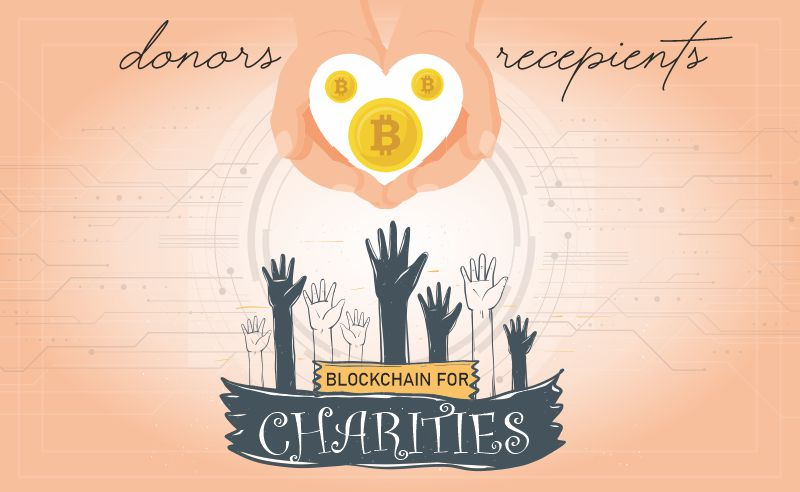 Blockchain For Charities | Donors | Recipients