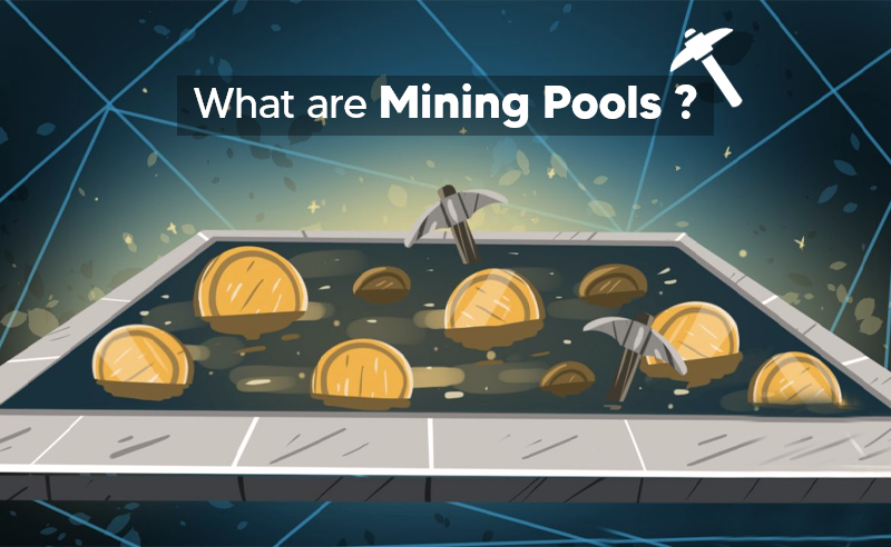 What are mining pools