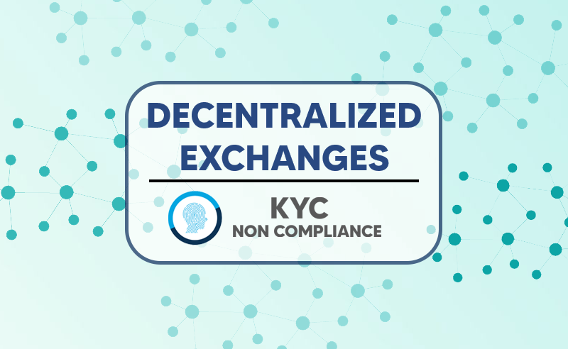 Decentralized exchanges