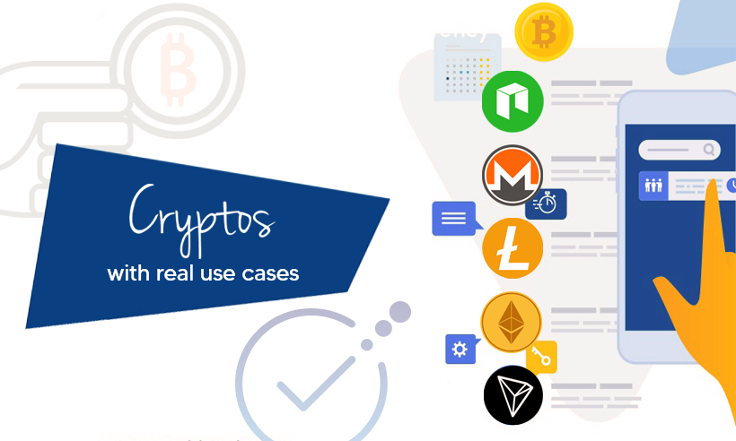 Cryptos with real use cases