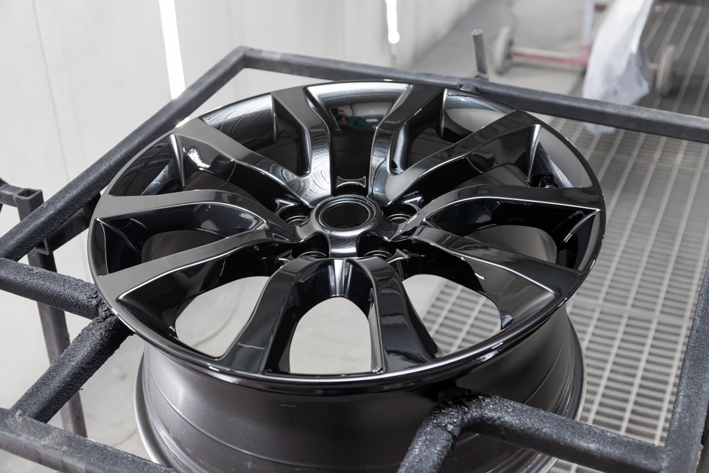 Alloy wheel refurbishment Birmingham