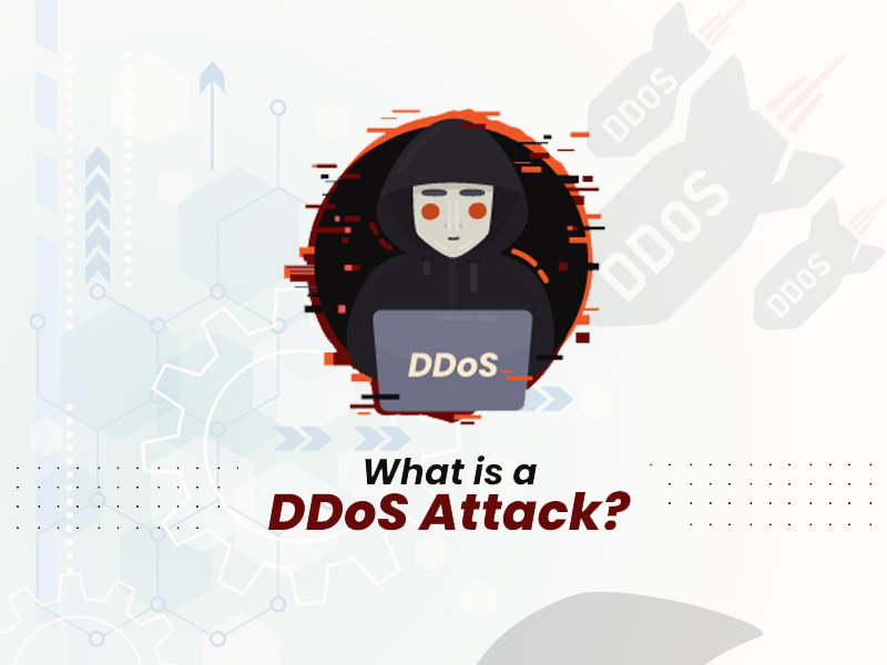 What is a ddos attack