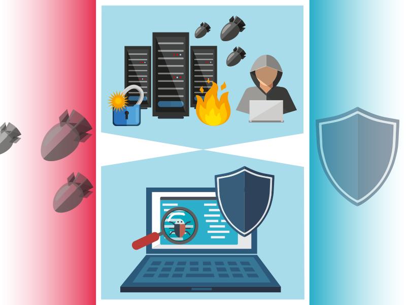 DDoS Attacks Countermeasures For DDoS Attacks
