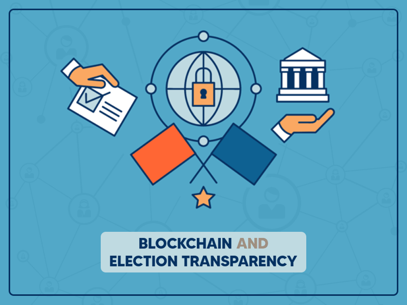 Blockchain and election transparency