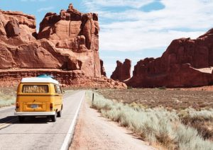Plan out an exciting road trip