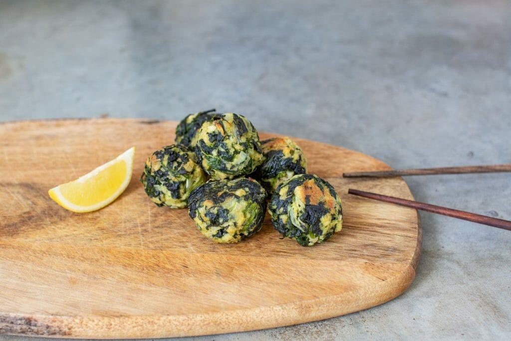 Spinach-Balls