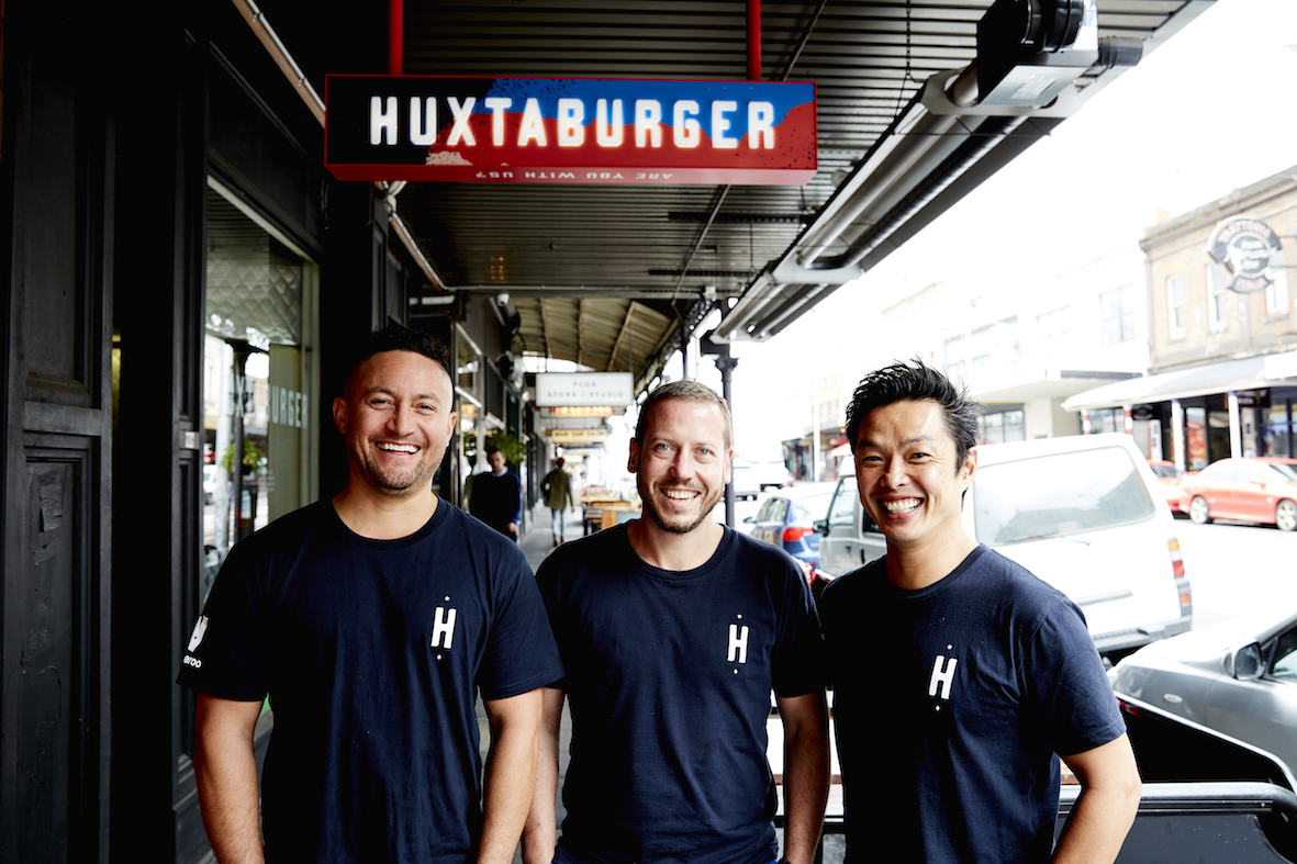Huxtaburger has announced a brand refresh ahead national expansions plans.