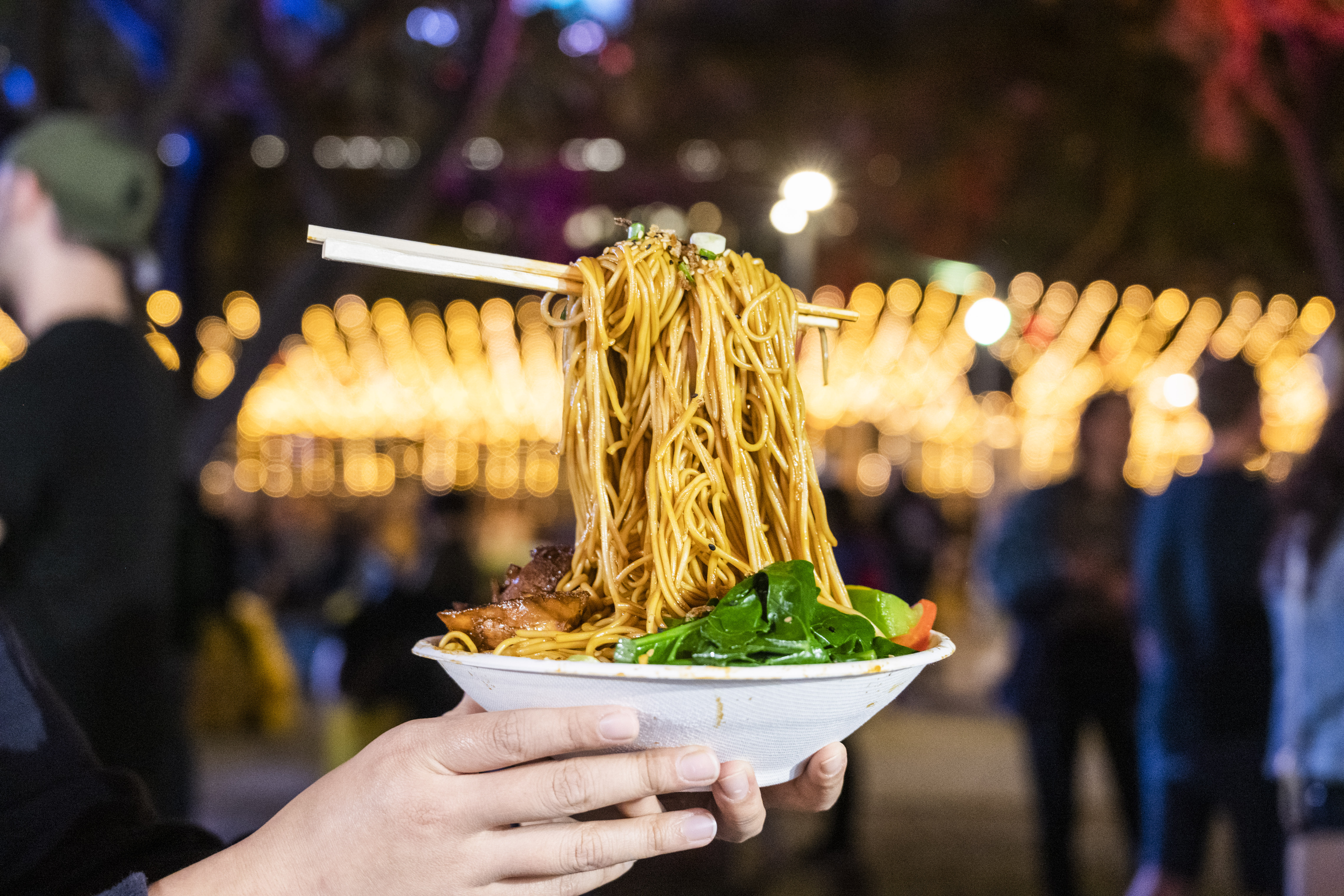 Night Noodle Markets are returning to Hyde Park