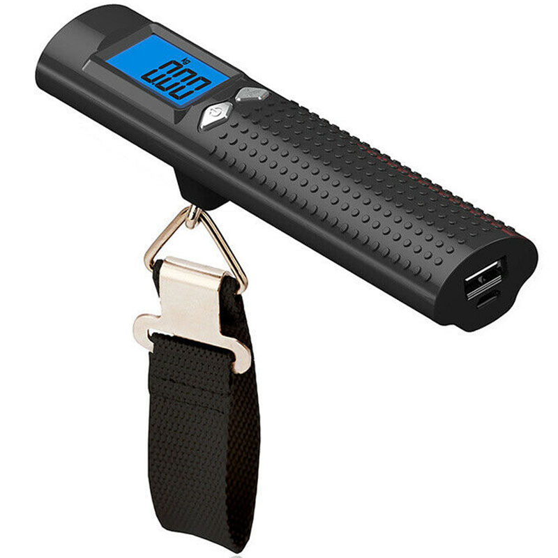 thumbnail 4 - Portable High-precision Travel Luggage Hand Scale Electronic Parcel Weighing