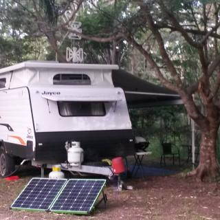 Whitsunday Private Acreage RV Camping