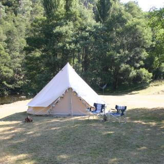 High Country Glamping  - Off-Grid Seclusion