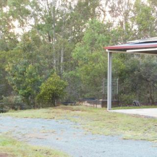 Undercover Parking on 10 acres Upper Caboolture