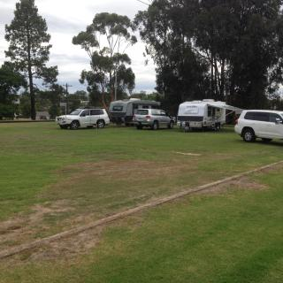 Junee Golf Club Campground