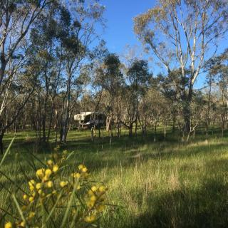 Highland Valley Bush Camping