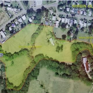 Nimbin property 3-min walk to shops