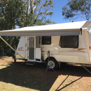 Caravan in Port Macquarie