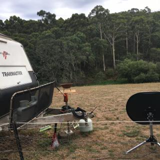 Lazy Acres Glamping High Country Victoria