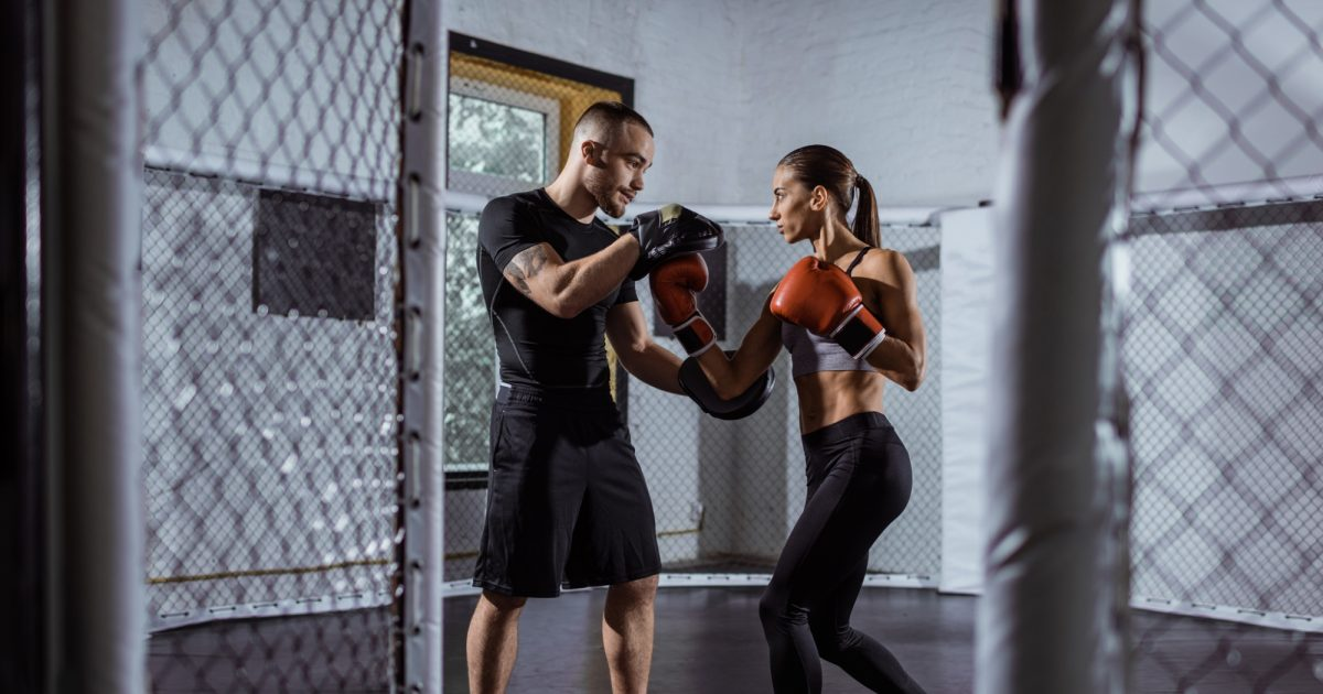 Boxing Academy | Marion Leisure & Fitness Centre