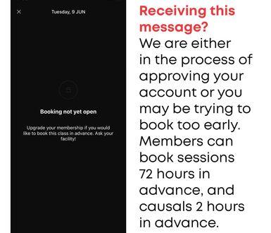 YMCA SA Reopening App tiles6