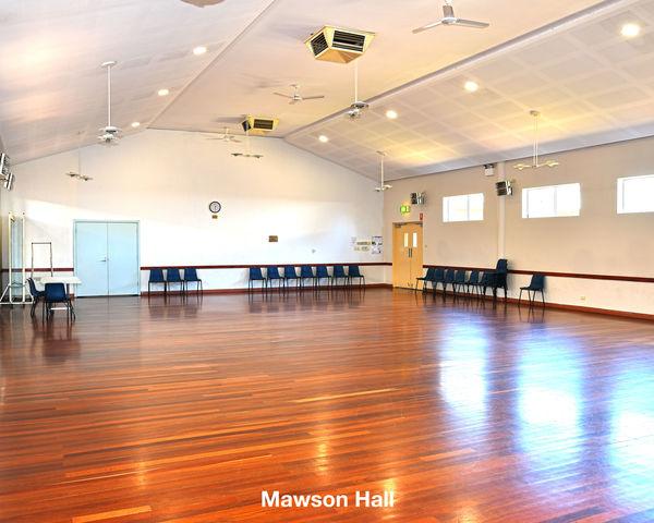 Hbcc Mawson Hall