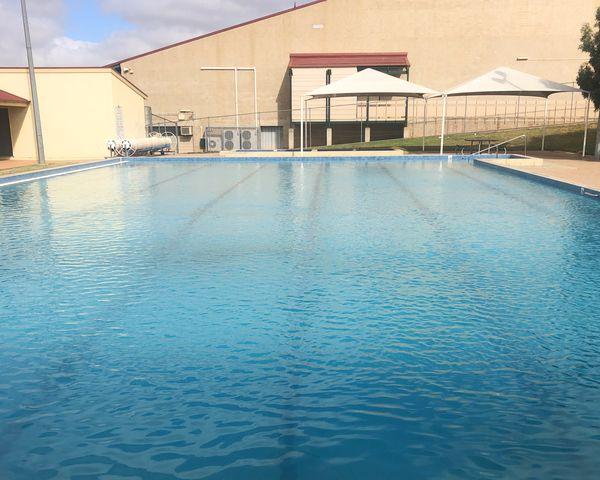 Burra Pool