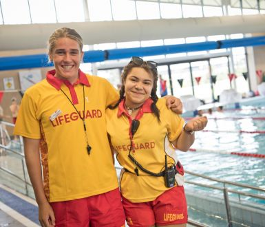 Aquatic Centre Opening 250