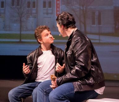 Parks Theatre Grease 4228