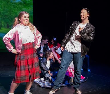 Parks Theatre Grease 4516