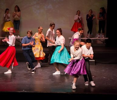 Parks Theatre Grease 4612