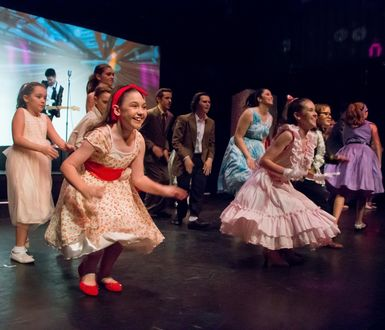 Parks Theatre Grease 4763