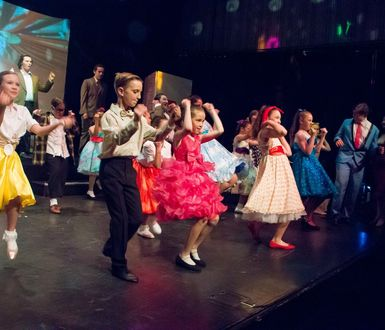 Parks Theatre Grease 4787