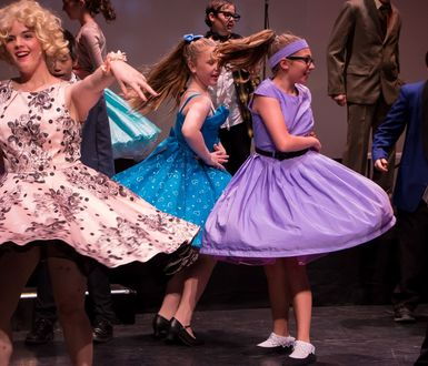 Parks Theatre Grease 11
