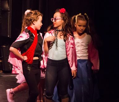Parks Theatre Grease 4140
