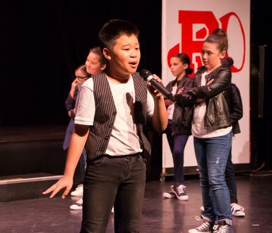 Parks Theatre Grease 4151
