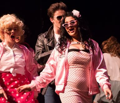Parks Theatre Grease 4212